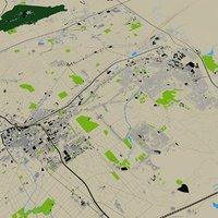 auburn couyuga county 3D