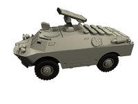 at-5 spandrel brdm model
