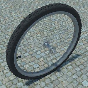 bicycle wheels model