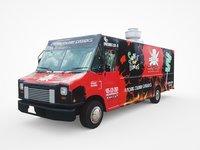 Food Truck 26 feet Step Van
