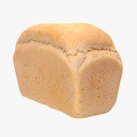 3D bread 1 model