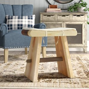 seating accent stool 3D model