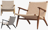 CH25 Lounge Chair (4 options)