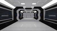 Sci Fi Interior