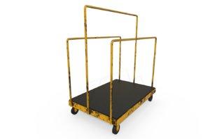 panel cart model