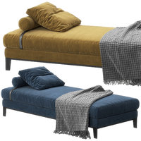 bellport daybed poliform 3D