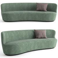 stay sofa - oval model