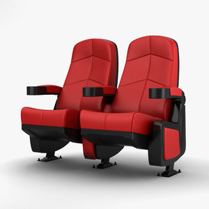 seats chair 3D