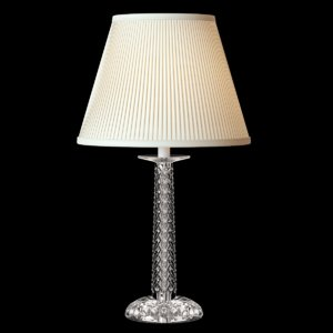 antique murano crystal table lamp 3D model