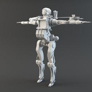 pathfinder apex legends model