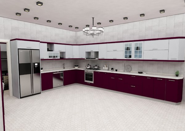 3D kitchen ankara
