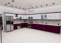 3D kitchen ankara