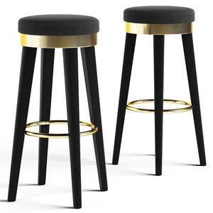 3D fusion bar stool cult