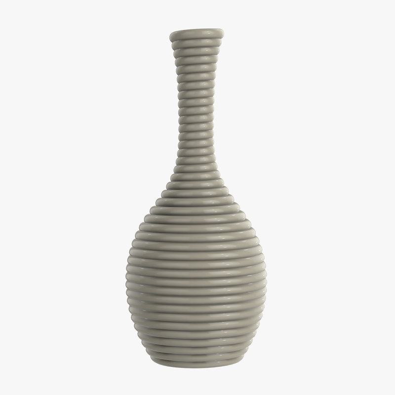 vase decorative 3D model