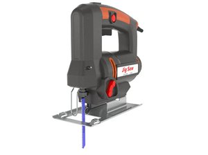3D industry tool jigsaw