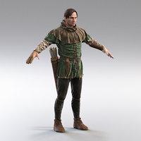 Medieval Huntsman