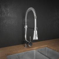 3D benissa kitchen tap pull