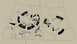 najran saudi arabia mapping 3D