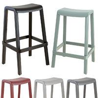 3D model dome pedrali stool