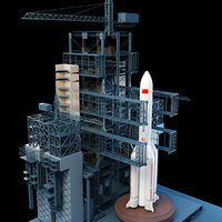 Rocket  Tower
