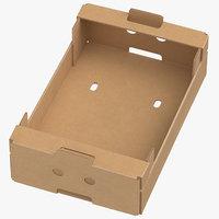 3D box 02 model