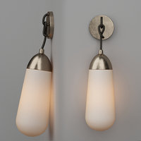 Lariat wall sconce