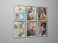 Art wall pictures