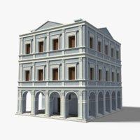 Renaissance Palace Blue