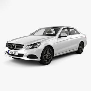 mercedes-benz e-class mercedes model