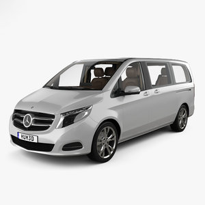 mercedes-benz v-class v model
