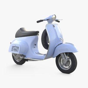 3D vespa 50 special 1969 model
