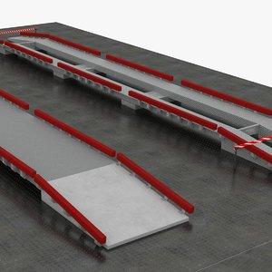 3D scales trucks