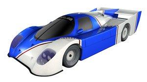 3D model kremer ck 5