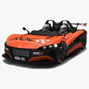 3D vuhl 05 roc edition model