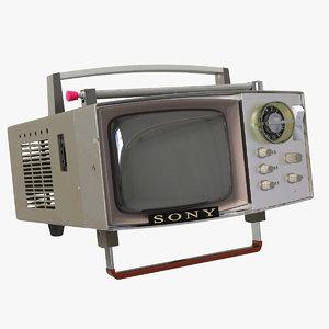 3D tv sony mod 5-303
