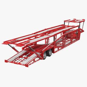 3D sun valley h5308 car carrier