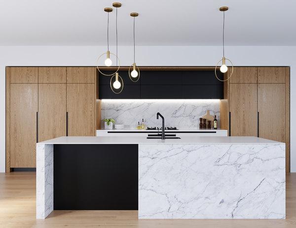 kitchen minosa miele model