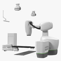 accuray cyberknife systems 3D model
