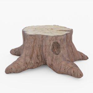 tree pbr model
