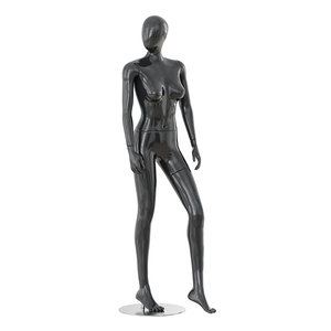 3D abstract female mannequin
