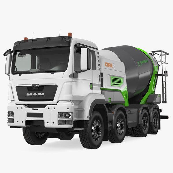 3D energya e9 truck hybrid