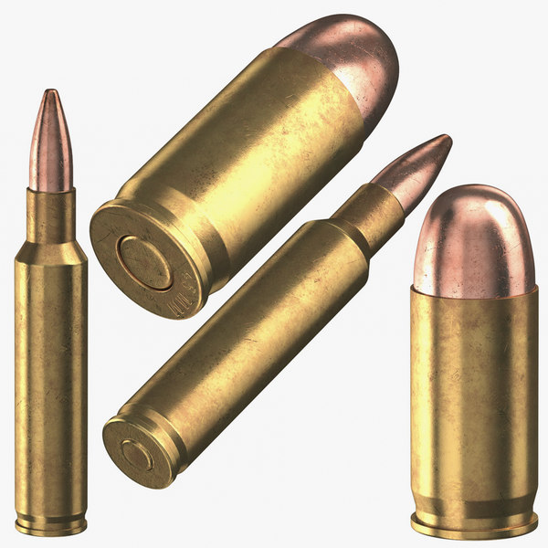bullets 45 mm model