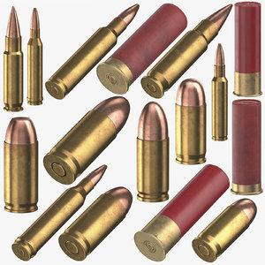 3D bullets