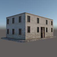 3D old structure