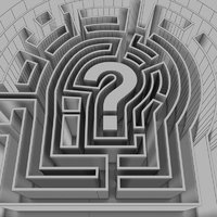 3d maze question model