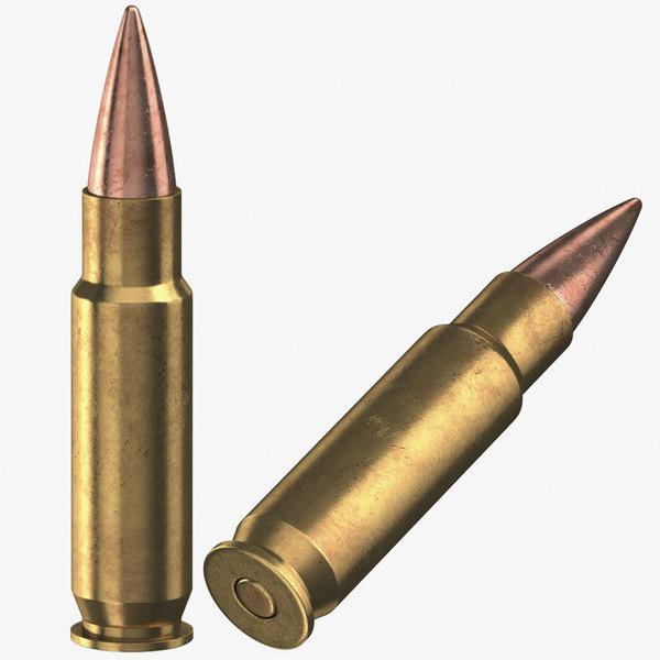 bullets 28 mm model