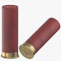 3D bullets 70 mm