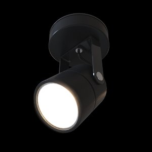 3D spotlight light spot