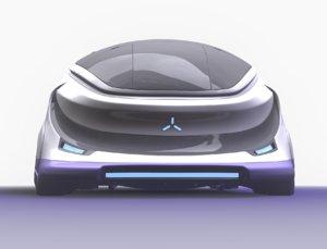 3D concept cars