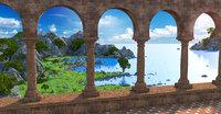 Classic Landscape Environment